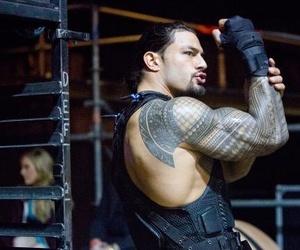wwe, roman reigns, and wwe superstar image