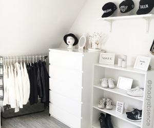 bedroom, black, and cap image