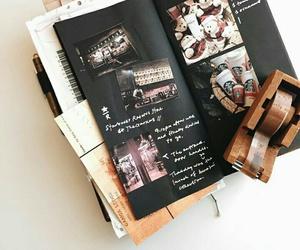 craft, diary, and diy image