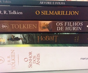 books, jrrtolkien, and the hobbit image