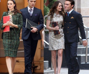gossip girl and blair e chuck image