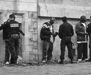 non, la rue, and police image