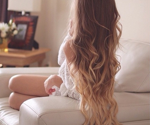 beauties, wavy, and blond image