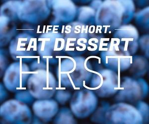 background, fruit, and dessert image