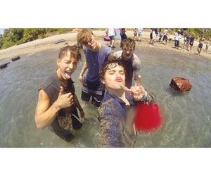 the vamps, james mcvey, and oh cecilia image