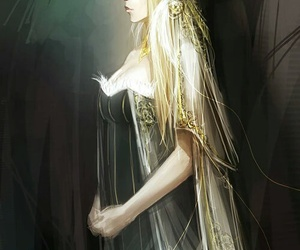 throne of glass, digital art, and fantasy image