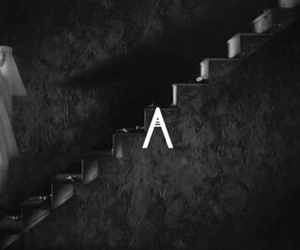 black and white, tv, and ahs image