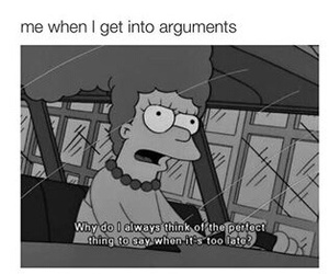 simpsons, quote, and true image