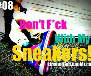 sentences and sneakers image