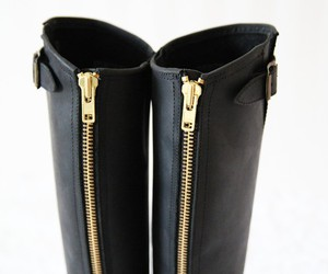 boots and zipper image
