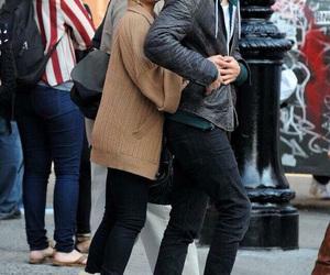 ashton kutcher, couple, and celebrity image