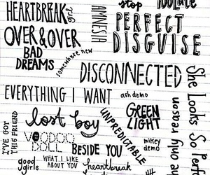 5sos, songs, and 5 seconds of summer image
