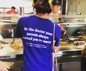 doctor, shirt, and girl power image