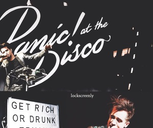background, black, and brendon image