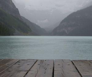 nature, mountains, and sea image
