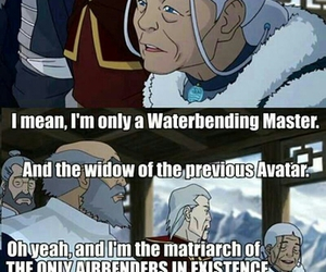 funny, sassy, and avatar the last airbender image