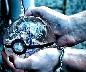 pokemon, juvia, and pokeball image