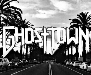 ghost town and lockscreen image