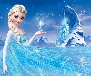 disney, frozen, and wallpapers image
