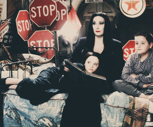 addams, addams family, and Best image