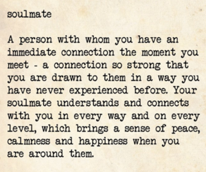 frases, poems, and soulmate image