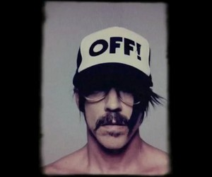 red hot chili peppers, rhcp, and kiedis image