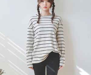 asian fashion, beanie, and fashion image