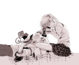 anime, soul eater, and maka albarn image