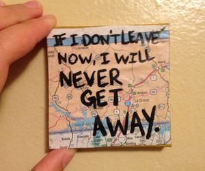 quotes, tfb, and the front bottoms image