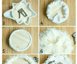 diy furry stools and furry stools image