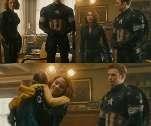 actor, Avengers, and chris evans image