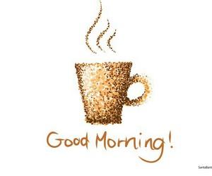 coffee, good morning, and nice image