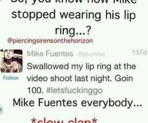 funny and pierce the veil image