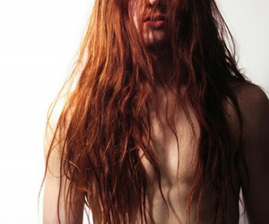 hor, red hair male, and long+red+hair image
