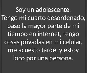 frases and adolescente image