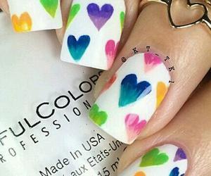 nails and heart image
