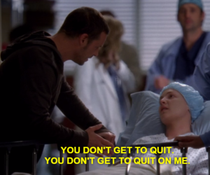 greys anatomy and alex karev image