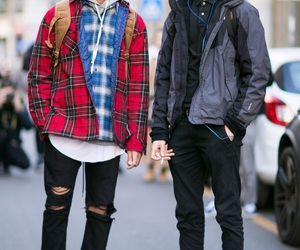 guys and street style image
