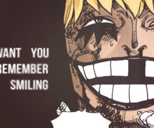 corazon and one piece image