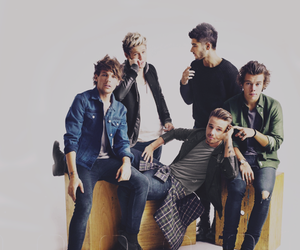 one direction, niall, and liam payne image