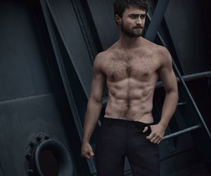 daniel radcliffe, harry potter, and inspiration image