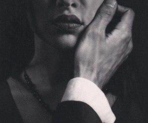 couple, hand, and woman image