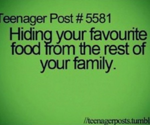 food, teenager post, and family image