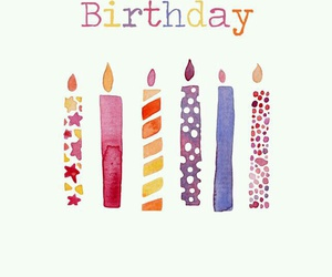 birthday, γενεθλια, and wish image