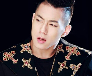 chinese, handsome, and kpop image