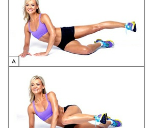 abs, exercises, and fit image