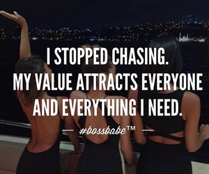 bossbabe, motivation, and quote image