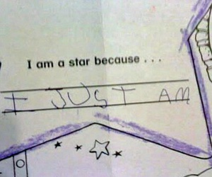 stars, funny, and quotes image