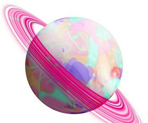 overlay, transparent, and pink image