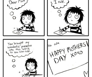 funny and mother's day image